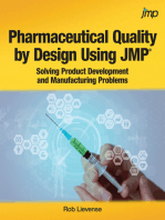 Pharmaceutical Quality by Design Using JMP