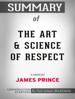 Summary of The Art & Science of Respect