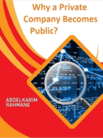 Why a Private Company Becomes Public?