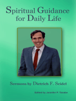 Spiritual Guidance for Daily Life