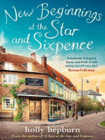New Beginnings at the Star and Sixpence