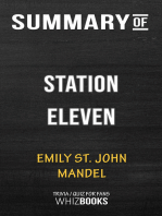Summary of Station Eleven