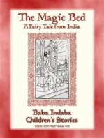 THE MAGIC BED - A Fairy Tale from India
