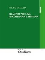 Elementi per una psicoterapia cristiana