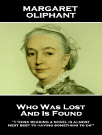 Who Was Lost and is Found