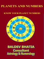 Planets and Numbers
