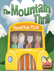 The Mountain Thrill: Phoenetic Sound /Th/