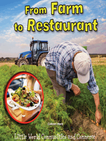 From Farm to Restaurant