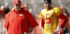 Patrick Mahomes and Andy Reid Are Torching the NFL