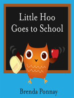Little Hoo Goes to School