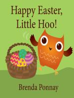 Happy Easter, Little Hoo!