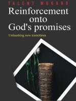 Reinforcement Onto God's Promises