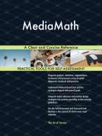 MediaMath A Clear and Concise Reference