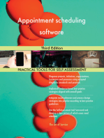 Appointment scheduling software Third Edition