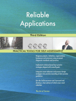 Reliable Applications Third Edition