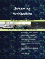Streaming Architecture A Clear and Concise Reference