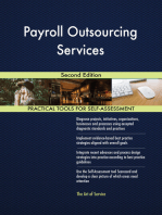 Payroll Outsourcing Services Second Edition