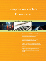 Enterprise Architecture Governance Standard Requirements