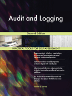 Audit and Logging Second Edition