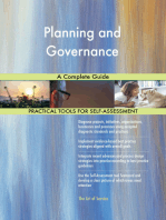 Planning and Governance A Complete Guide