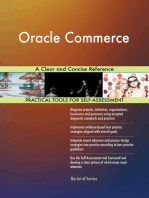 Oracle Commerce A Clear and Concise Reference