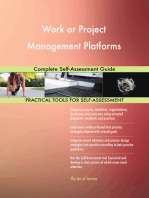 Work or Project Management Platforms Complete Self-Assessment Guide