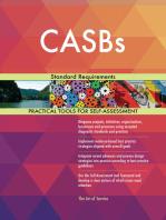 CASBs Standard Requirements