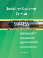 Social for Customer Service A Clear and Concise Reference
