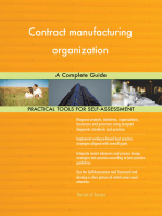 Contract manufacturing organization A Complete Guide