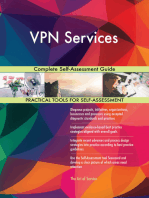 VPN Services Complete Self-Assessment Guide