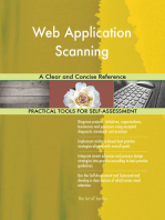 Web Application Scanning A Clear and Concise Reference
