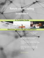 Return on marketing investment A Complete Guide