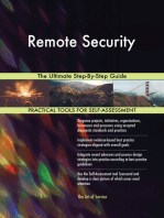 Remote Security The Ultimate Step-By-Step Guide