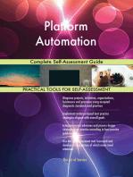 Platform Automation Complete Self-Assessment Guide