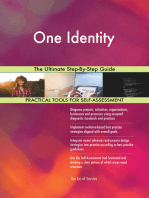 One Identity The Ultimate Step-By-Step Guide
