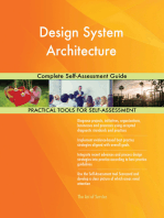 Design System Architecture Complete Self-Assessment Guide