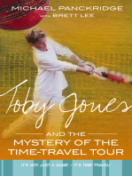 Toby Jones And The Mystery Of The Time Travel Tour