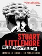 The Harry Curry Collection (The Murder Book and Counsel of Choic