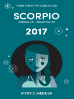 Mystic Medusa: Scorpio 2017 - Your Awesome Year Ahead