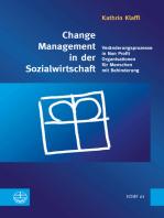Change Management in der Sozialwirtschaft