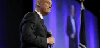 Cory Booker's Four Standing Ovations in Des Moines