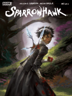 Sparrowhawk #1