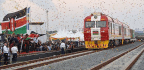 A New Chinese-Funded Railway In Kenya Sparks Debt-Trap Fears