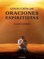 Colección de Oraciones Espiritistas: Premium Ebook