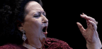 One Mesmerizing Moment With Soprano Montserrat Caballé