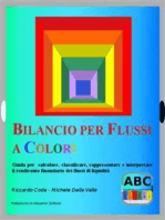 Bilancio per flussi a colori