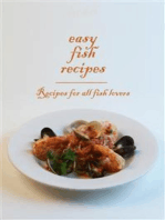Easy Fish Recipes - Recipes for all fish lovers