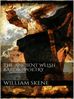 The Ancient Welsh Bardic Poetry