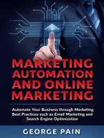 Marketing Automation and Online Marketing