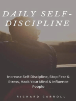 Daily Self-Discipline